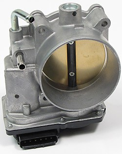 throttle body housing - LR006142