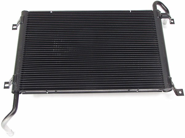 Radiator Auxiliary For Super Charger