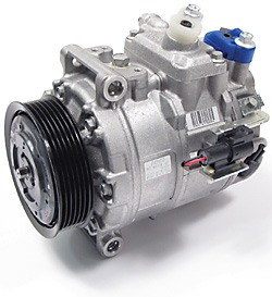 A/C compressor for LR3