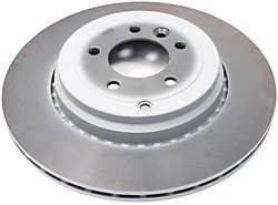 genuine rear brake rotor for Range Rover Sport Supercharged