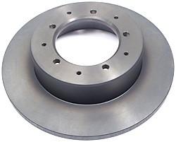 brake rotor for Land Rover - LR017953G