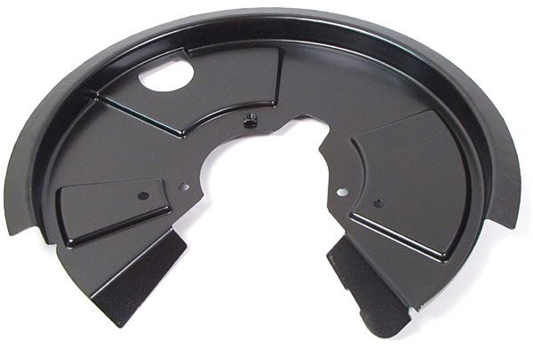 Genuine Brake Backing Plate Dust Shield, Left Rear, For Land Rover Discovery I And Defender 90