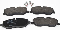 Front Brake Pads For Land Rover LR3, Range Rover Full Size, And Range Rover Sport