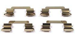 brake pad retainer springs - 4