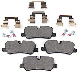 Rear Brake Pads By Textar For LR3, Range Rover Sport And Range Rover Full Size