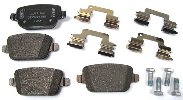 brake pads for Land Rover LR2 - LR023888G