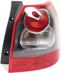 tail lamp assembly for LR2