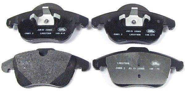 brake pads - LR027309