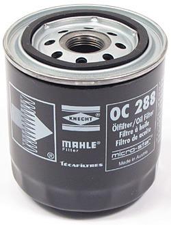 Oil Filter By Mahle For Land Rover LR3 6-Cylinder V6 Vehicles