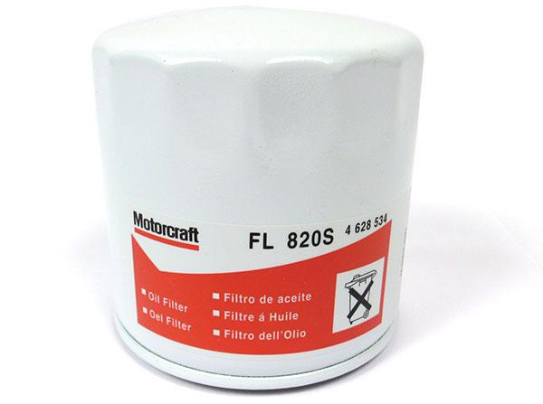 Genuine Oil Filter For LR3 6-Cylinder Engines