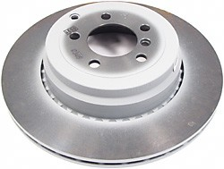 rear brake rotor for Range Rover Full Size Supercharged - LR031846G