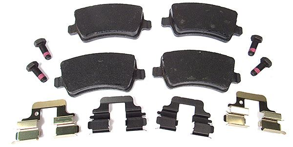 brake pads for the LR2