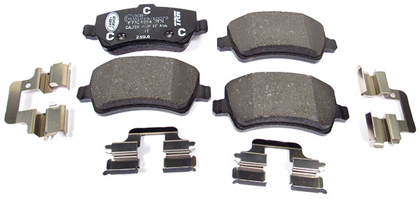 Genuine Rear Brake Pads For Range Rover Evoque
