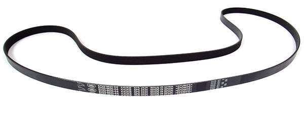 LR4 serpentine belt - LR051263
