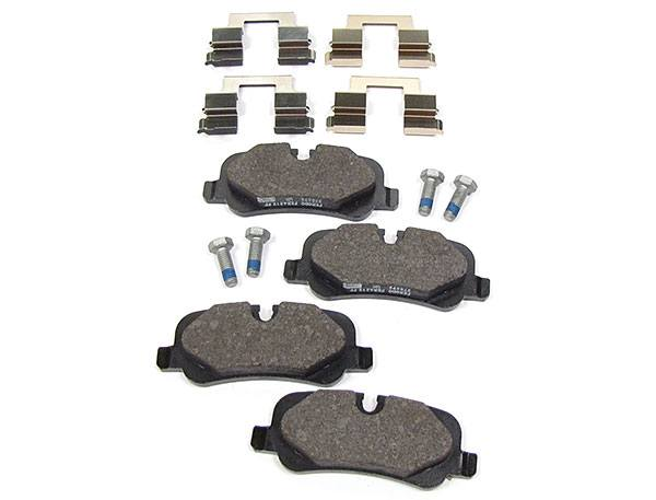genuine brake pad kit - LR4