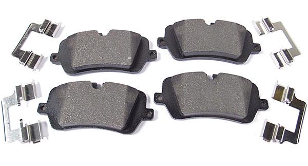Textar brake pads - LR079935