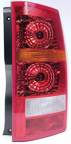 Genuine Rear Tail Light, Passenger's Side Right Hand, For Land Rover LR3, 2005 - 2008
