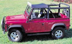Top - Bimini Soft Top
