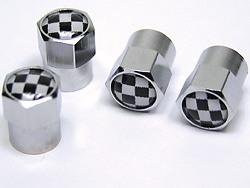 Tire valve caps