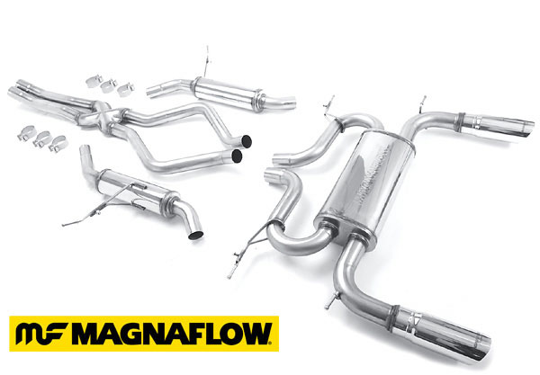 Range Rover Full Size performance exhaust system