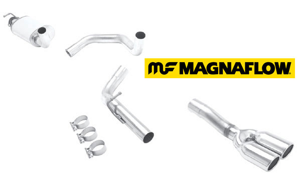 Land Rover exhaust system