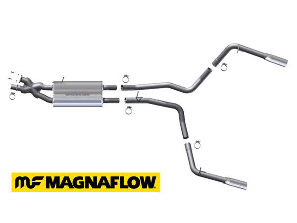 Range Rover Sport performance exhaust