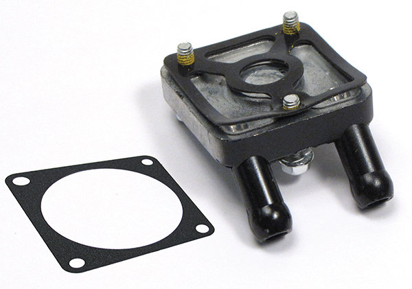 Throttle Body Heater Plate Kit With Throttle Body Gasket For Land Rover Discovery Series 2 And Range Rover P38 1999 - 2002