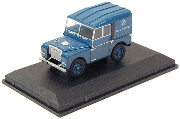 Land Rover Series I scale model