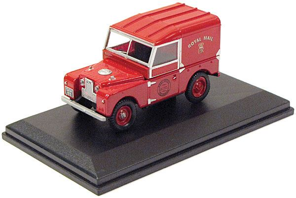 Land Rover Series I diecast model car