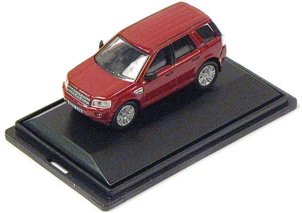 LR2 scale model