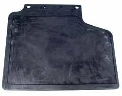 Range Rover Classic mud flap, black - MXC5587