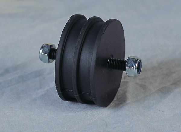 Motor And Transmission Mount NTC5890 With Nuts, For Land Rover Discovery I 1994, Defender 90 And 200TDI, And Range Rover Classic (See Fitment Years)