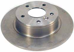 Genuine Rear Brake Rotor For Discovery Series 2 And Range Rover P38
