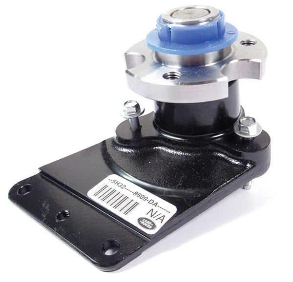 Cooling Fan Bracket Genuine For Land Rover PQS500480