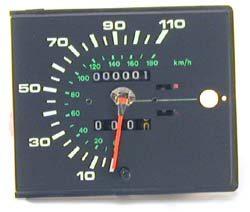 Speedometer - 1987-1989