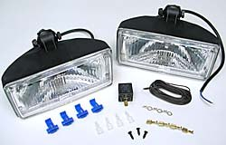 driving lamp kit for Range Rover Classic