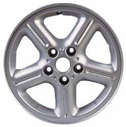 5 spoke wheel for Freelander
