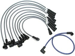 Ignition Wire Set - 7 MM - Silicone