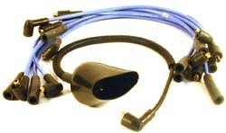 Genuine Ignition Wire Set, Includes Ignition Wire Coil, For Land Rover Discovery 1 1994 - 1995 And Range Rover Classic 1995