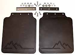 Discovery I rear mud flap kit - RTC6821G