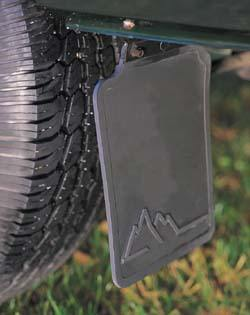 Mud Flap Kit For Defender 90 - Front (Pair)