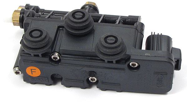 Valve Block EAS Air Suspension Front For Range Rover Full Size 4.4 (L322)