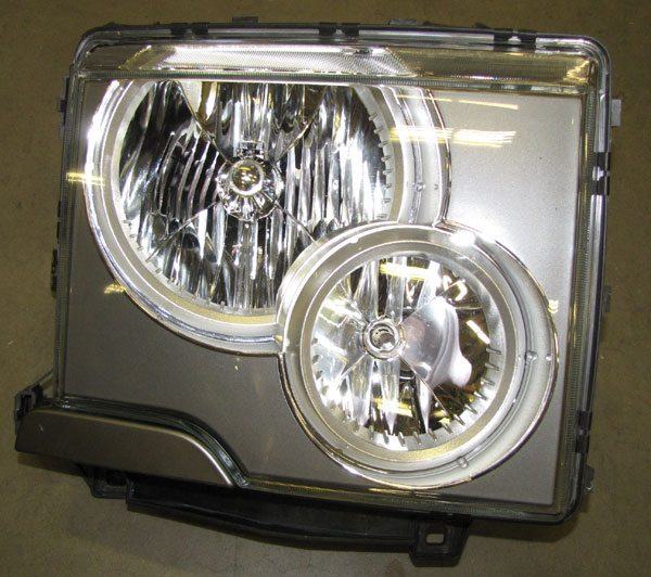Headlamp Assembly - Halogen RH