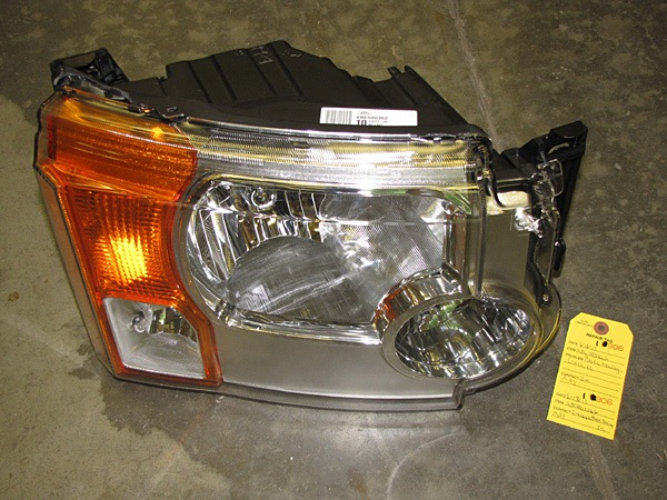Headlamp Assembly Halogen RH