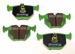 rear brake pads for Range Rover Full Size -SFP000120EBC