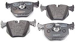 rear brake pads for Range Rover Full Size 4.4