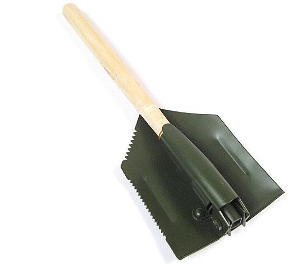 Swiss Reserve shovel