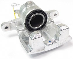 Genuine Brake Caliper, Rear Left With Core Charge, For Land Rover LR3, LR4 And Range Rover Full Size L322 (See Fitment Years)