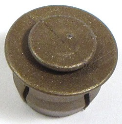 Rubber Plug Rear Brake Rotor