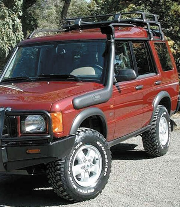 Safari Intake Snorkel By ARB For Land Rover Discovery Series II